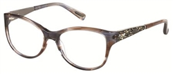 GUESS BY MARCIANO GM 0244 Eyeglasses E50 Brown