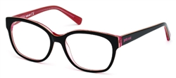 JUST CAVALLI JC 0519 Eyeglasses 005 Black,