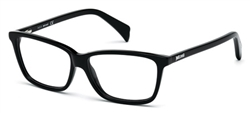 JUST CAVALLI JC 0616 Eyeglasses 001 Shiny Black,