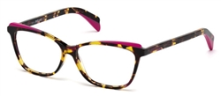 JUST CAVALLI JC 0688 Eyeglasses 052 Dark Havana