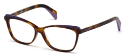 JUST CAVALLI JC 0688 Eyeglasses 056 Havana