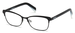 JUST CAVALLI JC 0690 Eyeglasses 001 Shiny Black