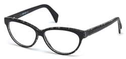 JUST CAVALLI JC 0697 Eyeglasses 005 Black/Other