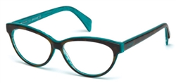 JUST CAVALLI JC 0697 Eyeglasses 056 Havana/Other