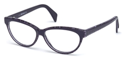 JUST CAVALLI JC 0697 Eyeglasses 083 Violet/Other
