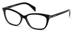 JUST CAVALLI JC 0709 Eyeglasses 005 Black/Other