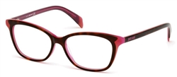 JUST CAVALLI JC 0709 Eyeglasses 056 Havana/Other
