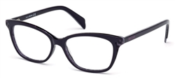 JUST CAVALLI JC 0709 Eyeglasses 083 Violet/Other