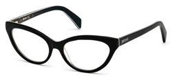 JUST CAVALLI JC 0716 Eyeglasses 002 Matte Black