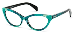 JUST CAVALLI JC 0716 Eyeglasses 098 Dark Green/Other