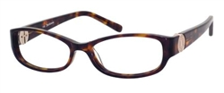 Juicy Couture JC 120 Eyeglasses 0086 Dark Havana,