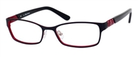 Juicy Couture JC 124 Eyeglasses 0003 Semi Matte Black,