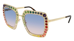 Gucci Fashion Inspired GG0115S Sunglasses