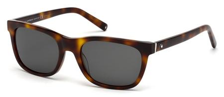 montblanc mb 507s sunglasses 52d