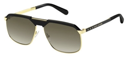 Marc Jacobs MJ 625 Sunglasses 0L0V Gold Black