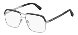 Marc Jacobs MJ 632 Eyeglasses 0L0K Ruthenium Matte Black