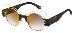 Marc Jacobs MJ Marc1 Sunglasses 0VJY Dark Havana