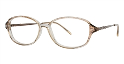 MarchoNYC BLUE Ribbon Eyeglasses 220 Autumn Brown,