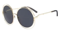 Chloe CE114S Sunglasses 731 Gold,