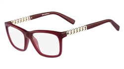 Karl Lagerfeld KL853 Eyeglasses 015 Red,