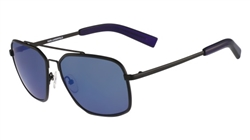 Karl Lagerfeld KL235S Sunglasses 501 Satin Black,