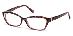 ROBERTO CAVALLI RC 5034 Eyeglasses 083 Violet/Other