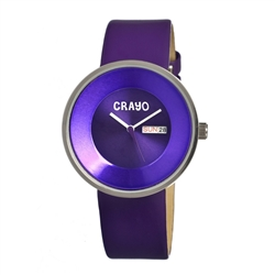 Crayo CR0201 Button Watch