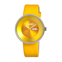Crayo CR0204 Button Watch