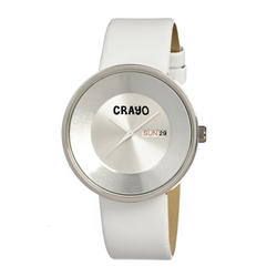 Crayo CR0208 Button Watch