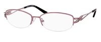 Saks Fifth Avenue SFA 246 Eyeglasses 0JTU Rose Wine,