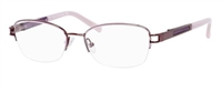Saks Fifth Avenue SFA 267 Eyeglasses 0Y75 Violet Fantasy,