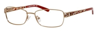 Saks Fifth Avenue SFA 273 Eyeglasses 01M1 Almond,