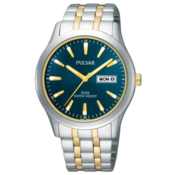 Pulsar Everyday Value PXN197X Quartz Watch