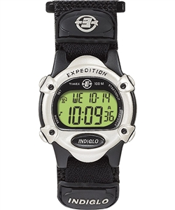 Timex T47852JV Expedition ChronoAlarmTimer Watch