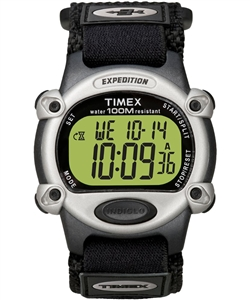 Timex T48061JV Expedition ChronoAlarmTimer Watch