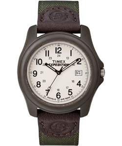Timex T49101JV Expedition Camper Watch