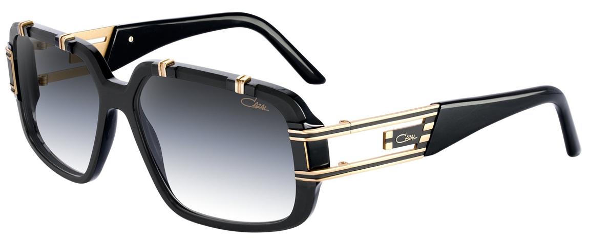 cazal 8012 sunglasses 003 black gold