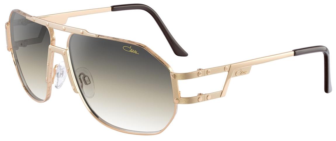 cazal 9054 sunglasses 003 gold