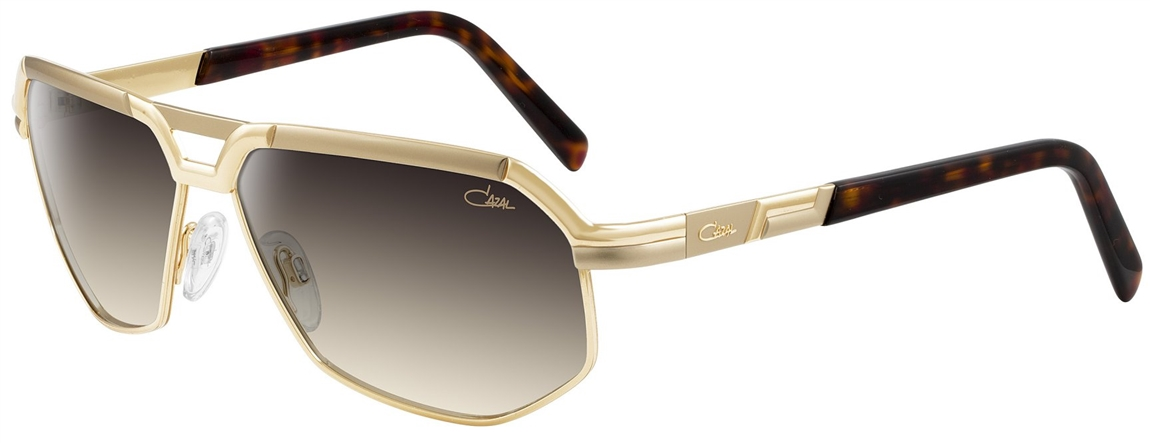 cazal 9056 sunglasses 003 gold