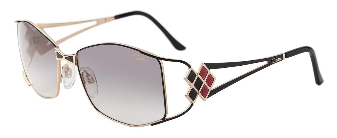 cazal 9061 sunglasses 001 black burgundy