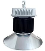 Shat-R-Shield 100LB50 LED Low Bay Light Fixture, 100W, 347-480V