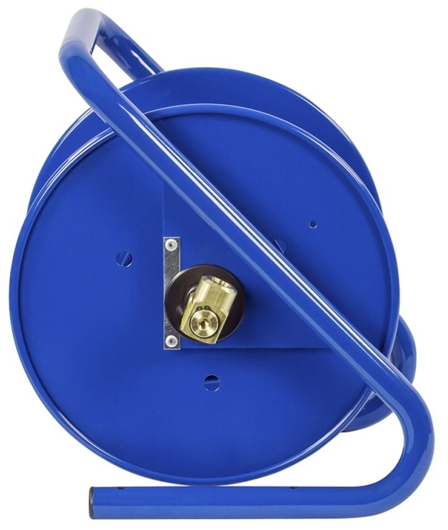 portable hose reel instructions