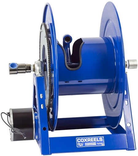 Coxreels 1175 motor driven reel 1175 6 50 ea for 12 volt hose reel motor