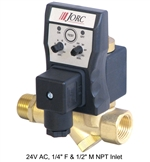 Jorc 2563 24V AC COMBO Timer Controlled Drain