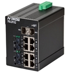 N-Tron 7012FXE2 Industrial Ethernet Switch