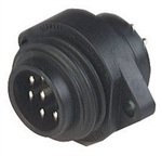 Hirschmann CA6 GS 6 Pin Connector