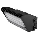 Bright 1000 BWP045-50-HC 45W LED Wall Pack, Half Cut Off