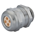 Metric Brass Dome Strain Relief Cable Gland