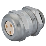 Dome Cable Gland with 3 Hole Insert