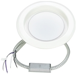 "Kobi Electric CDL8-40-40-MV 40W 8"" LED Down Light"